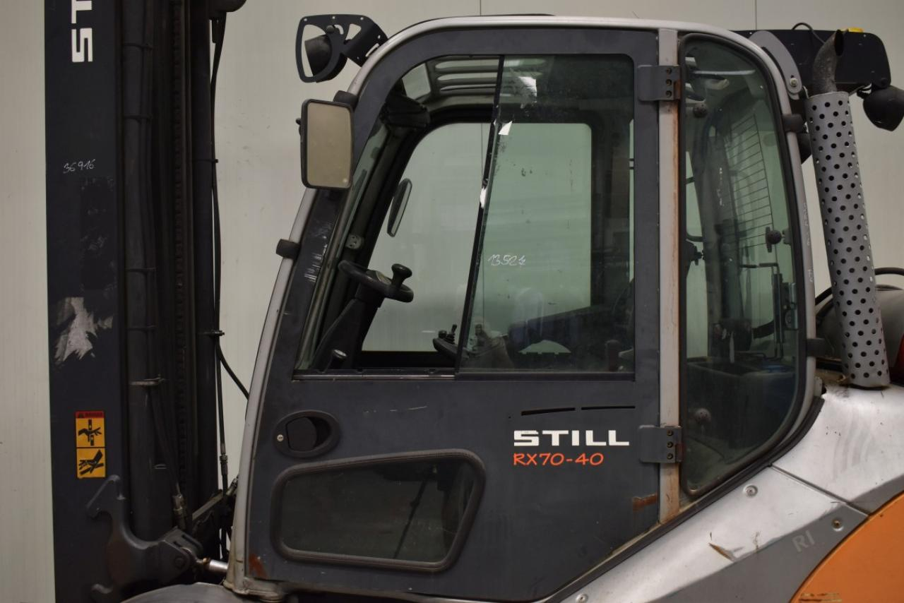36916 STILL RX 70-40 T - LPG, 2014, Kabina, BP