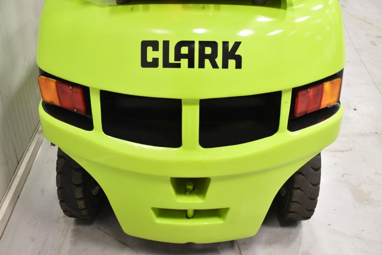 37441 CLARK CMP 18L - LPG, , BP, Volný zdvih, Triplex