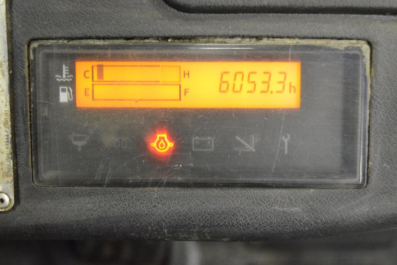 V27592 TOYOTA 52-8FDJF35 - Diesel, 2012, BP, pouze 6053 mth