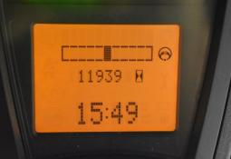LINDE E 18 PH-01 - AKU, 2011, BP+HSV, volný zdvih, Triplex, BAT 2013