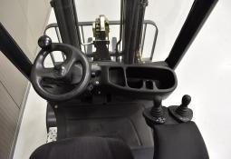 LINDE H 14 T-01 - LPG, 2013, BP, volný zdvih, Triplex