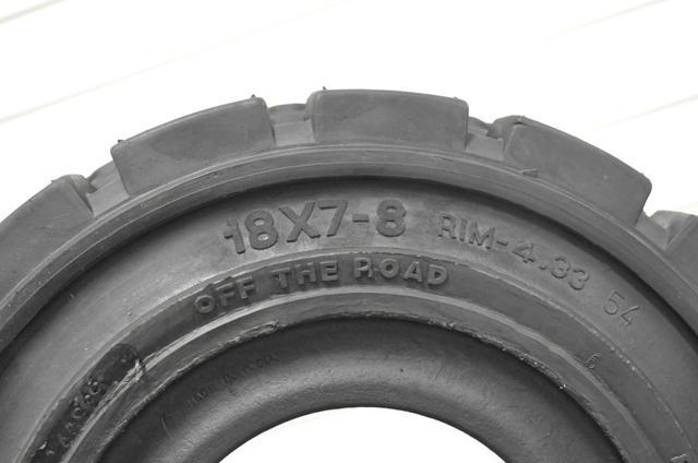 Pneumatika 18X7-8; CBX 4.33R D