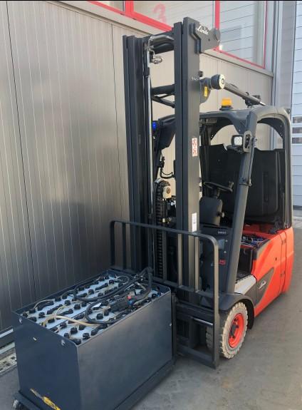 Trakční baterie, akumulátory elektrických vozíků
